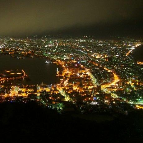 ชมวิวสวยติดอันดับโลกที่ Mt.Hakodate