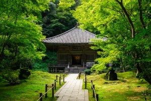 Entsuin Temple