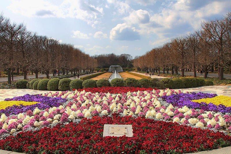 Showa Kinen Memorial Park