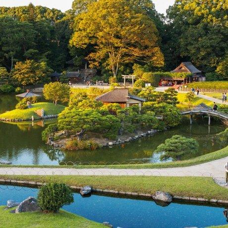 Jardin Korakuen