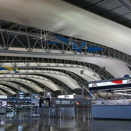 Aeropuerto de Kansai (KIX)