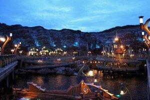 Tokyo Disneysea by dusk