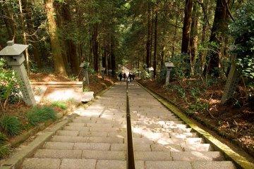 Templo Daiyuzan Saijoji