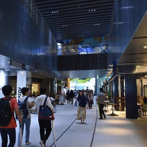Shops & Restaurants (1-3F)