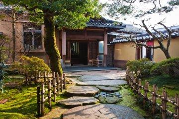Nomura Samurai House