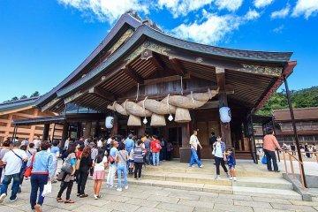 Sanctuaire Izumo Taisha