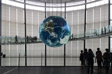 Miraikan – The National Museum of Emerging Science & Innovation