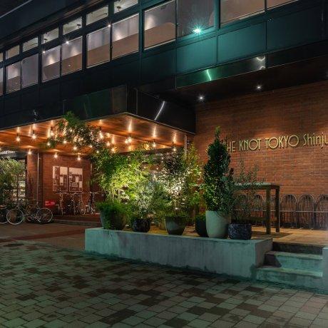 Hôtel THE KNOT TOKYO Shinjuku