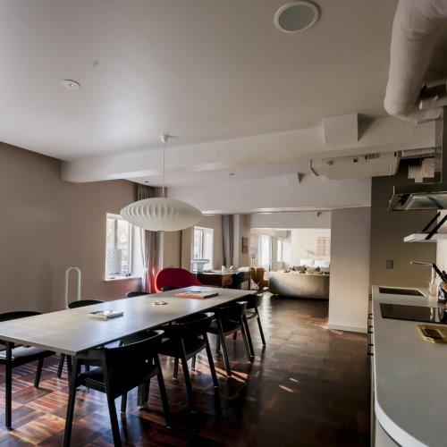 THE KNOT Terrace Suite