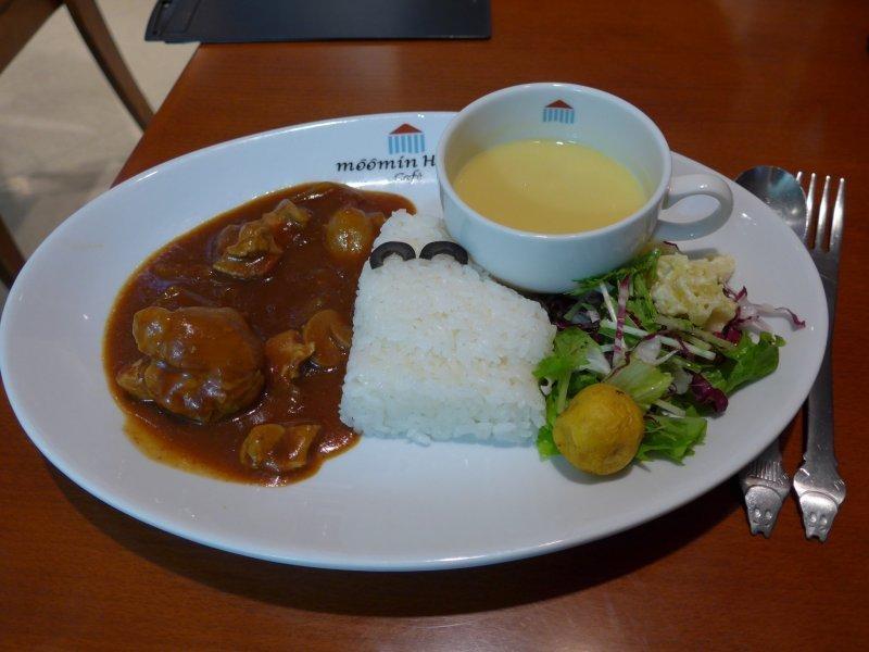 Moomin food