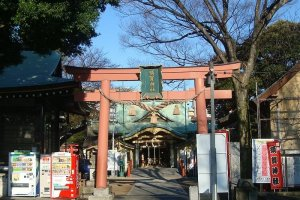 Santuario Suga