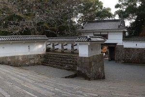 Obi Castle Ruins