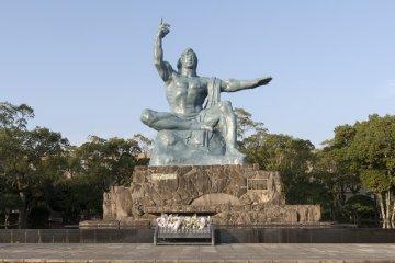 Parque de la paz de Nagasaki