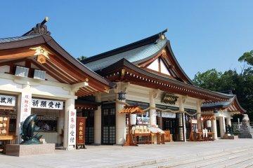 Santuario de Gokoku