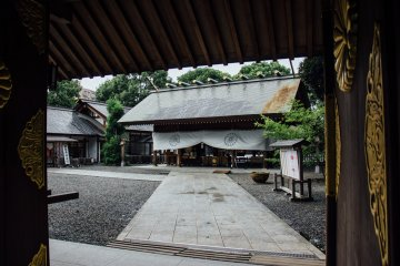Asagaya Shinmeigu Shrine