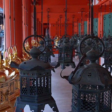 Santuario Kasuga Taisha