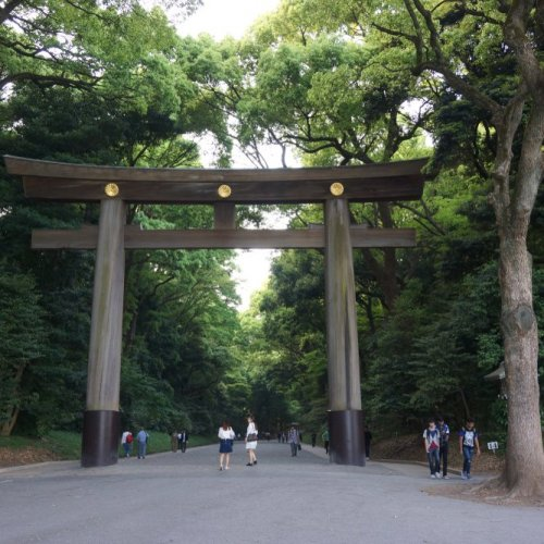 Ootorii, Great or Second Torii Gate