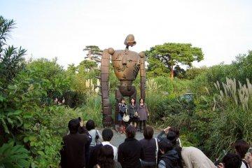 Nakano Broadway and Studio Ghibli Tour