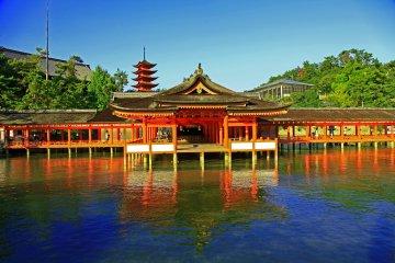 Hiroshima and Miyajima 1-Day Bus Tour