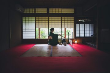 Kyoto Authentic Online Tea Ceremony